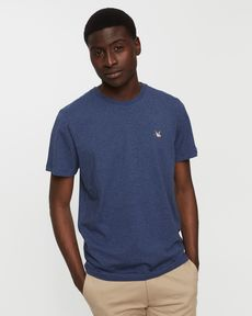 TEE-SHIRT BLEU ROYAL CHINE T-TOGS