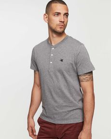 TEE-SHIRT GRIS CHINE KILLING