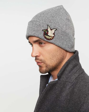 BONNET GRIS TOGS WINTER RECYCLED