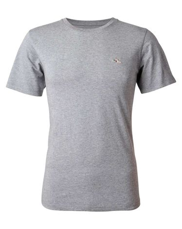 TEE-SHIRT GRIS CHINE T-TOGS