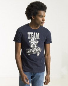 TEE-SHIRT NAVY T-TEAM