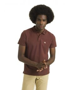 POLO BURGUNDY O-TOGS
