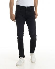 DENIM NOIR FREE BLACK SLIM