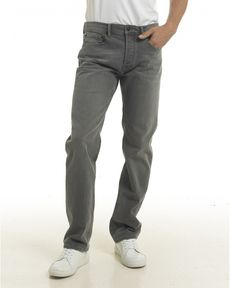 DENIM GRIS FREE GREY STRAIGHT
