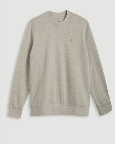 SWEAT GRIS CHINE CLAIR TOOSIDE