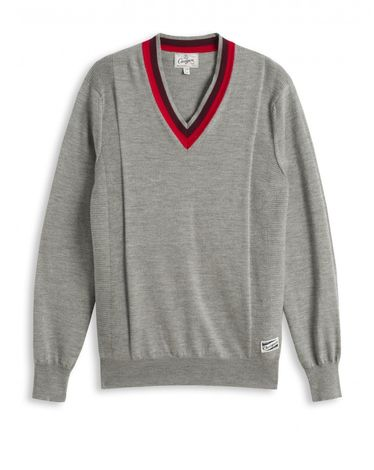 PULL GRIS CHINE DAD