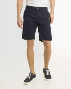 BERMUDA NAVY TOGS STRAIGHT SHORT