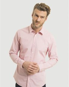 CHEMISE ROSE PARROT DIAMONDS