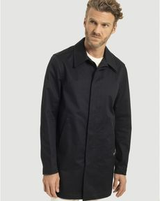 MANTEAU NAVY MAC