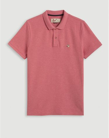 POLO ROSE PARROT CHINE O-TOGS