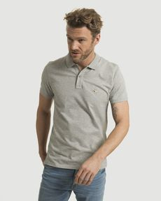 POLO GRIS CHINE CLAIR O-TOGS SLIM