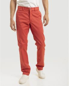 PANTALON ROSE PARROT TOGS STRAIGHT