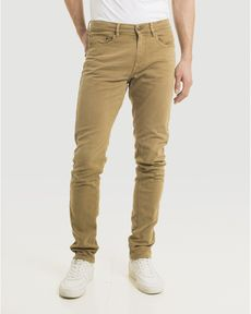 DENIM BEIGE CHINO FANCY COLOR SLIM