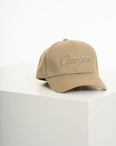 CASQUETTE BEIGE CHINO CAP SINGLE