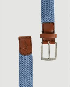 CEINTURE NAVY BRAID