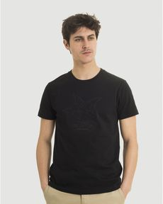 TEE-SHIRT NOIR UNLIMITED TEE DTM