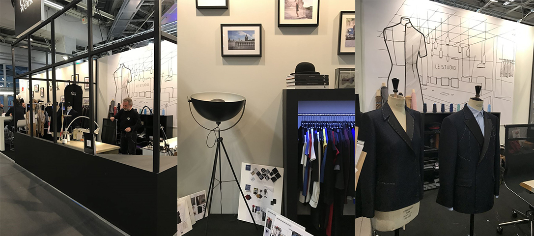 Stand Chic at Work au salon Equiphotel 2016