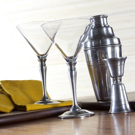 Pewter Cocktail Shaker 72cl