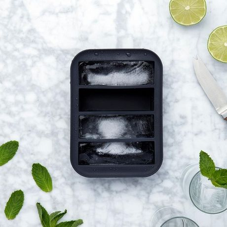 Collins Ice Tray Charcoal
