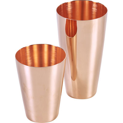Boston Shaker U.S. Rose Gold Plated Yukiwa 70cl
