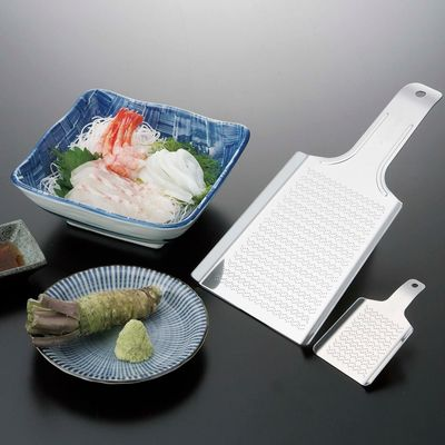 Japanese Wasabi Grater Stainless Steel