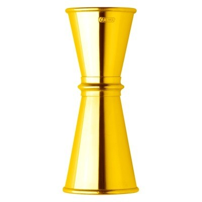 Jigger Yukiwa Scale Gold 30/60ml