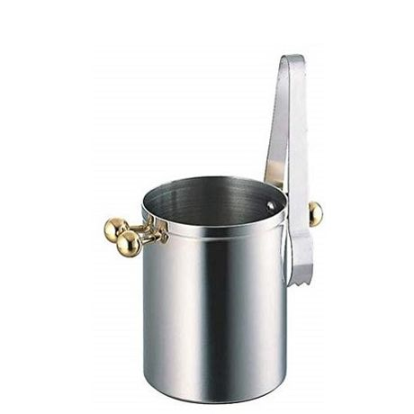 Ice Pail Mr. Slim Gold Handles 80cl