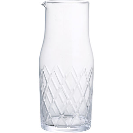 Yarai Glass Pitcher 750ml