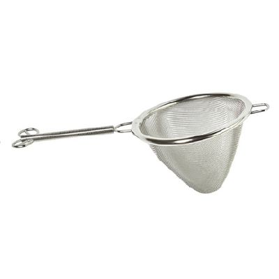 Conical Strainer - Long Round Handle