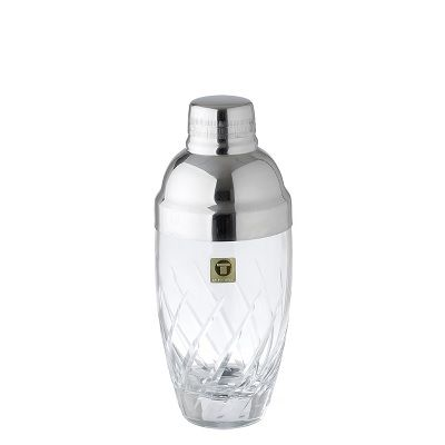 Glass Shaker Spiral 23cl