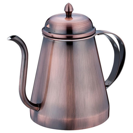 Coffee Drip Pot Bronze Yukiwa 1 Liter