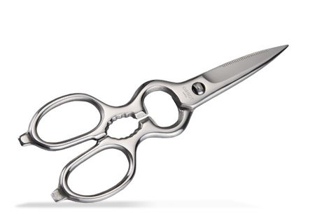Stainless Steel Kitchen Scissors Tojiro PRO