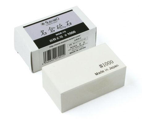 Nagura Whetstone Suehiro for surface polishing Grit #1000