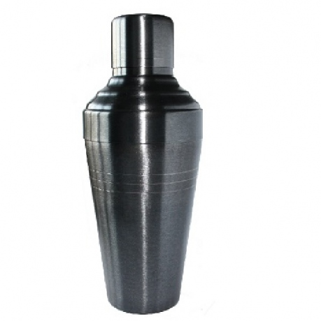 Baron Shaker Yukiwa Black Matte Finish 51cl