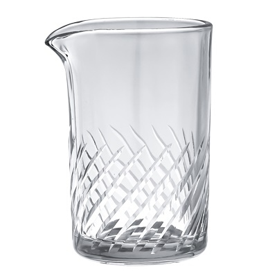 Mixing Glass Aoyama Spiral 45cl