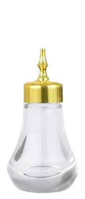 Bitter Bottle Bell Gold Cap 2cl