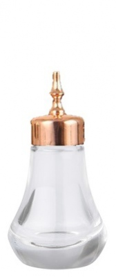 Bitter Bottle Bell Rose Gold Cap 2cl