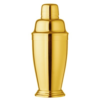 Wadasuke Cocktail Shaker Gold 57cl