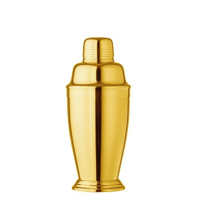 Wadasuke Cocktail Shaker Gold 34cl