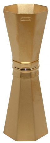 Jigger Yukiwa Otto Matte Finish Gold 33/45ml