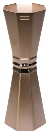 Jigger Yukiwa Otto Matte Finish Rose Gold 33/45ml