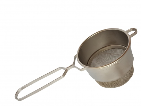 Fine Strainer with Short Handle