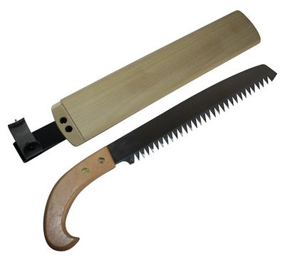 Japanese Ice Saw with Case 27cm