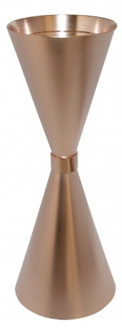 Mr Slim Jigger Matte Finish Rose Gold 60/90ml