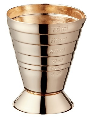 Jigger Multi-Level Rose Gold 75ml