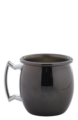 Mini Gun Metal Barrel Mug 6cl