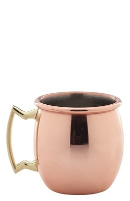 Mini Copper Barrel Mug 6cl