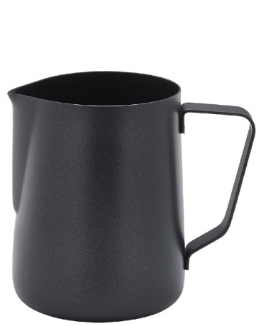Milk Jug Black 60cl
