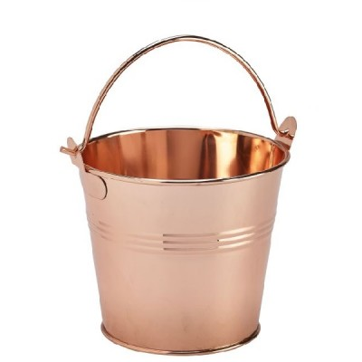 Copper Small Ice Bucket I Ø 10cm