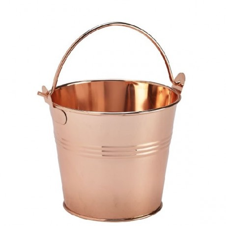 Copper Small Ice Bucket Ø 10cm
